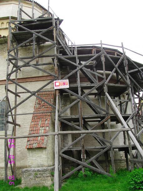 Intervenția Ministerului Culturii 2006-2009
