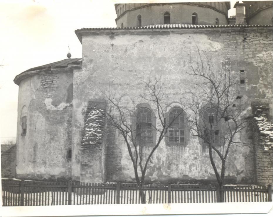 Biserica Sf. Sava în anul 1958