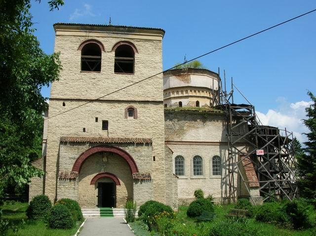 Biserica în anul 2005