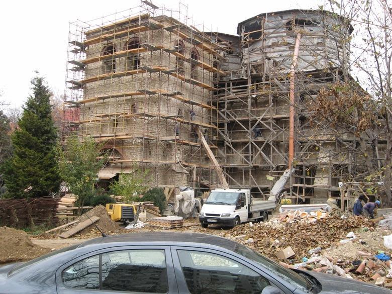 Restaurare arhitectura 2010-2013