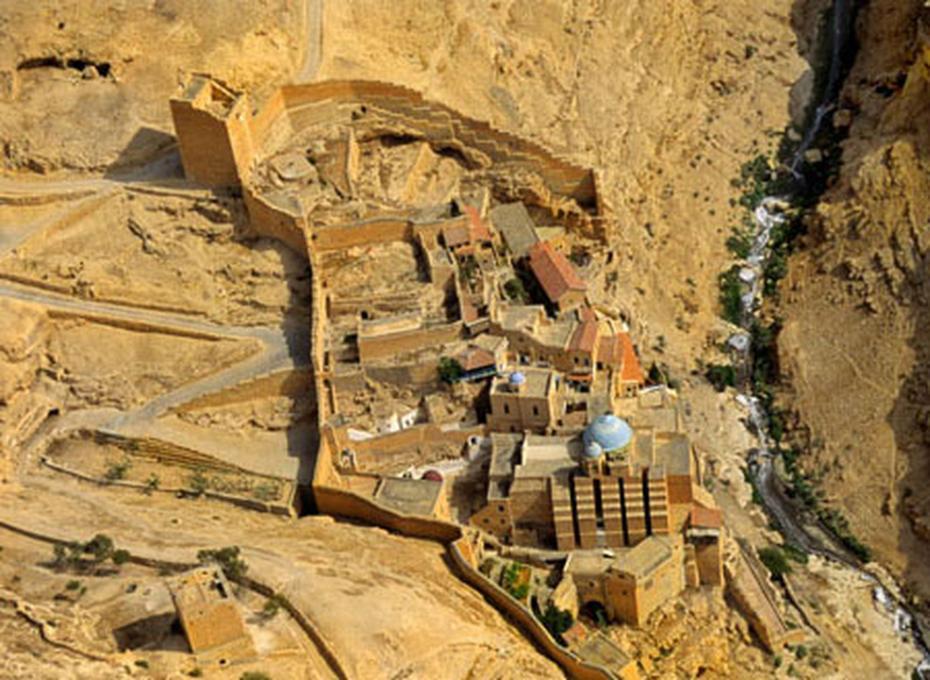 Mănăstirea Sf. Sava de lângă Ierusalim