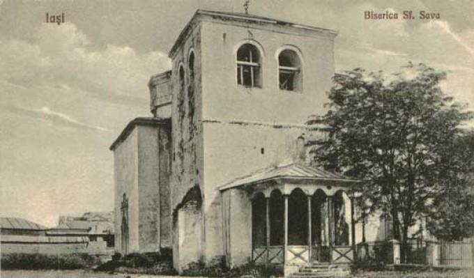Biserica Sf. Sava sec XIX